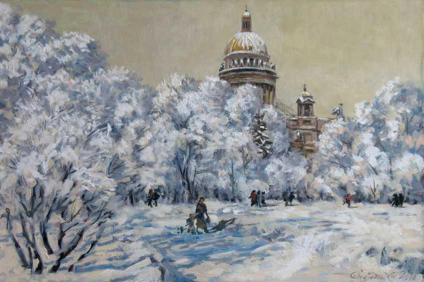 Alexander Bezrodnykh. Frost - photo 1