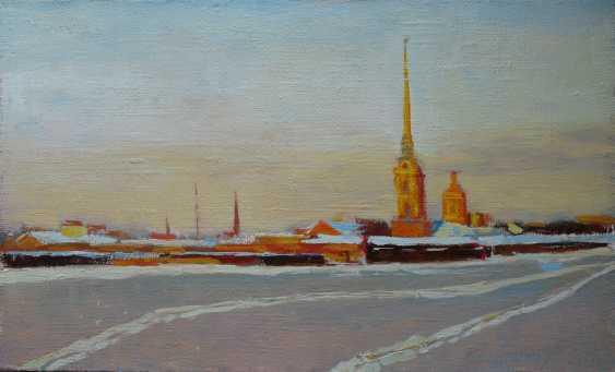 Alexander Bezrodnykh. The Neva River - photo 1