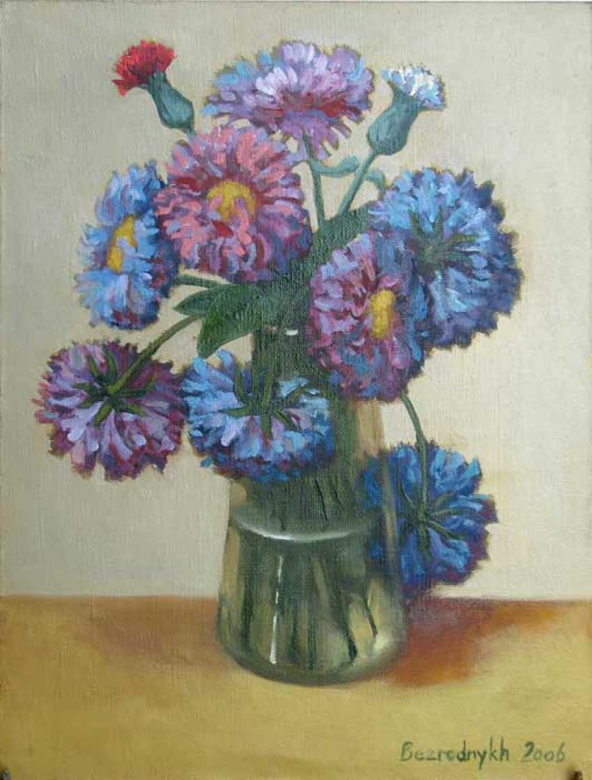 Alexander Bezrodnykh. asters - photo 1