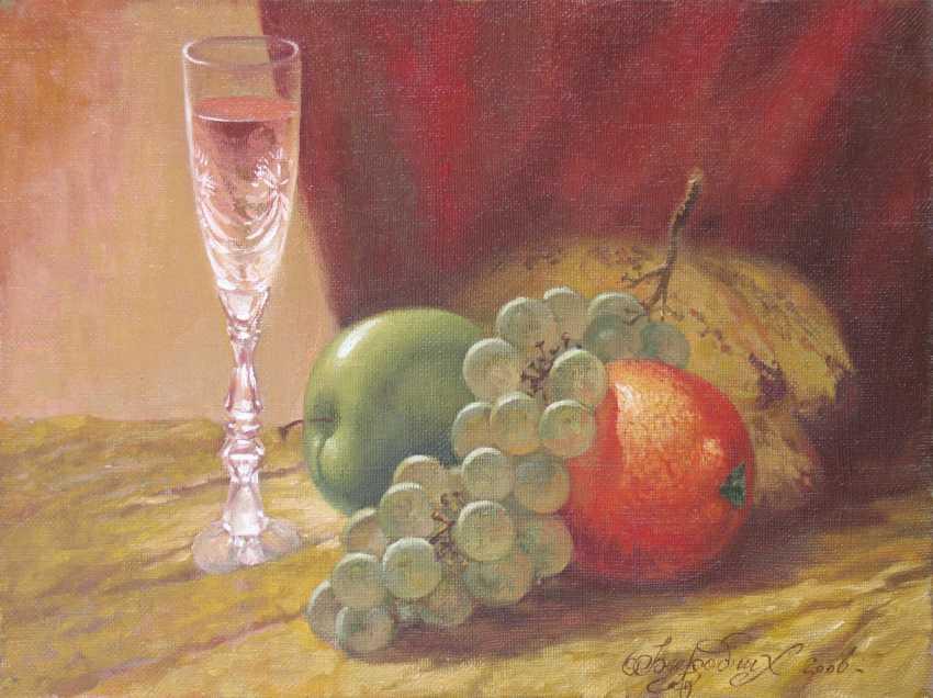 Alexander Bezrodnykh. Grapes with bananas - photo 1