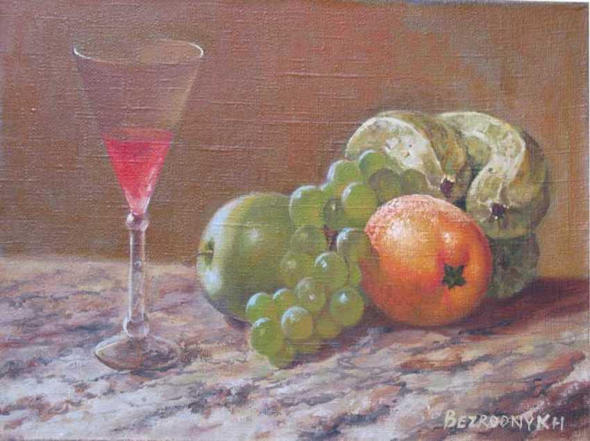 Alexander Bezrodnykh. grapes and bananas - photo 1