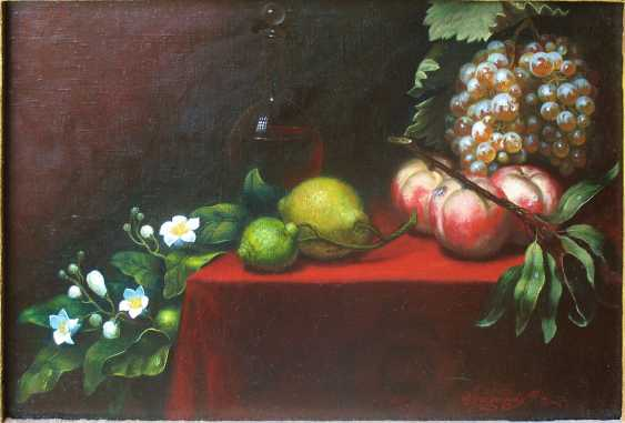 Alexander Bezrodnykh. With a sprig of lemon - photo 1