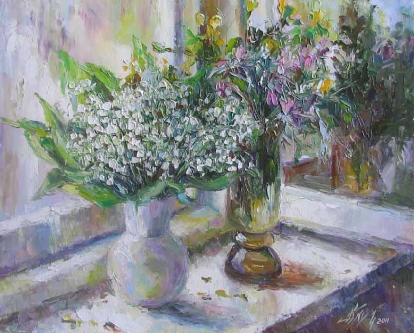 Irina Kruglova. Day lilies - photo 1