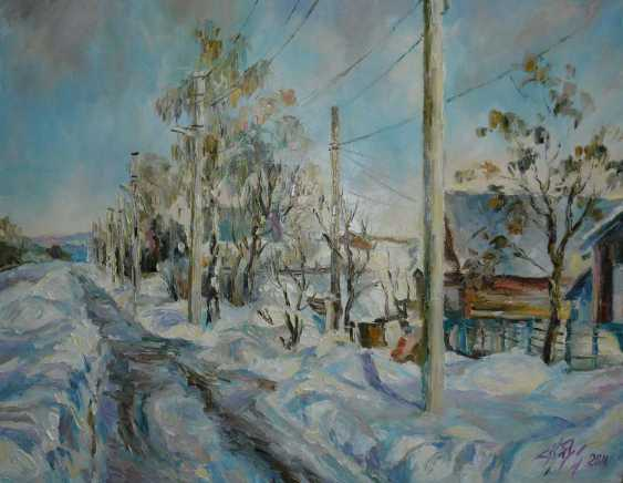 Irina Kruglova. Country lane - photo 1