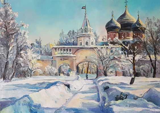 Irina Kruglova. Winter Izmailovo - photo 1