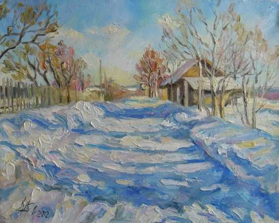 Irina Kruglova. Winter day - photo 1