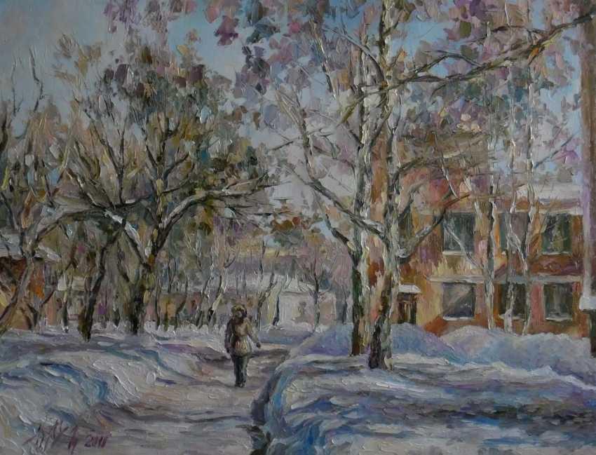 Irina Kruglova. In the winter sometimes - photo 1