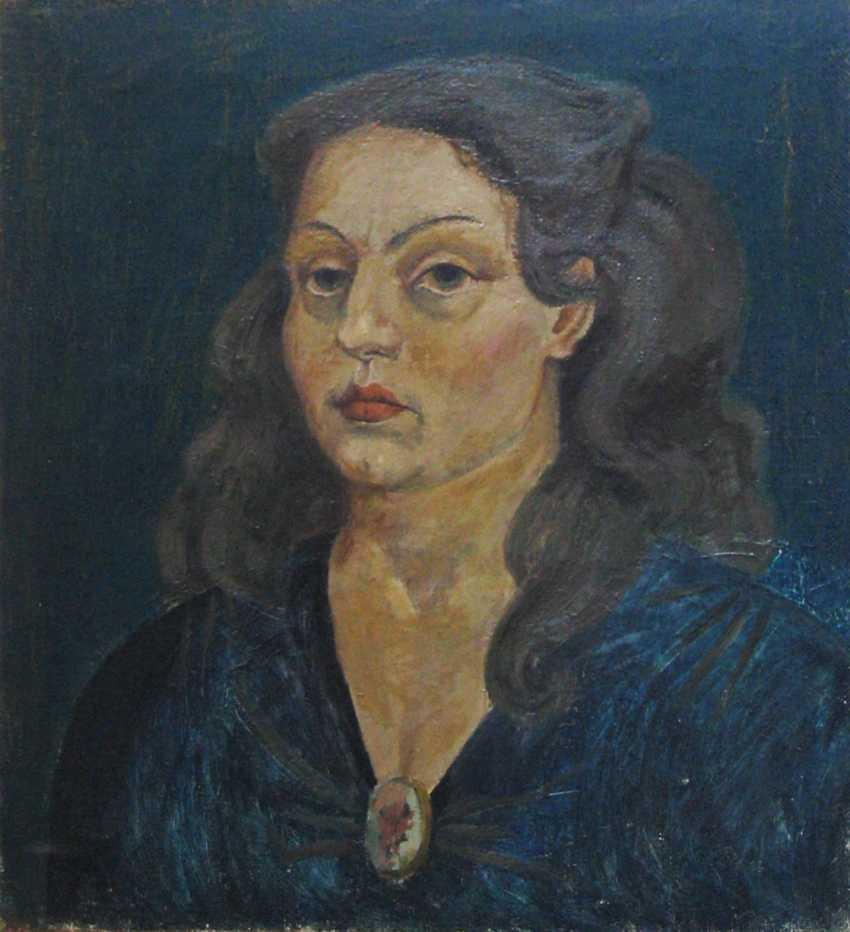 Alexander Bezrodnykh. portrait - photo 1