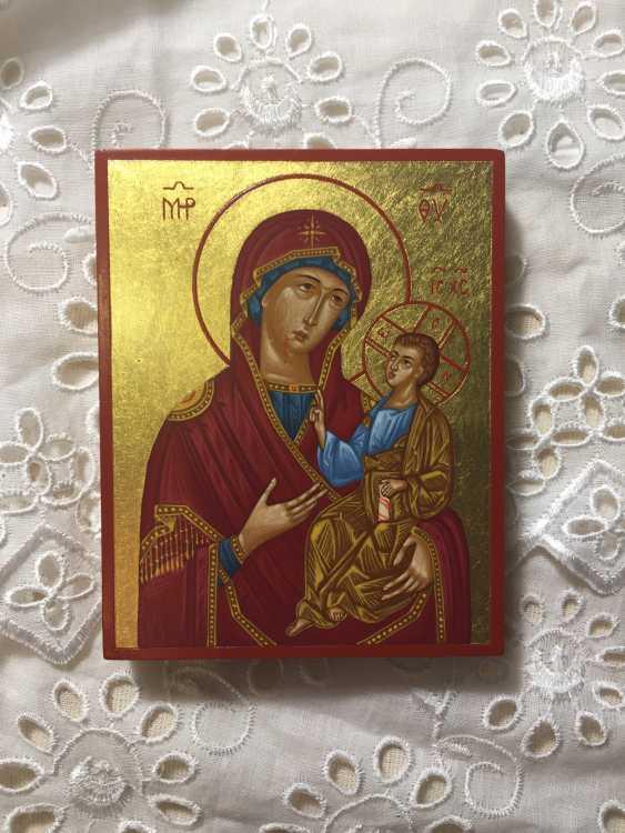 Yaroslav Rakcheev. Iveron icon of the Mother of God - photo 2