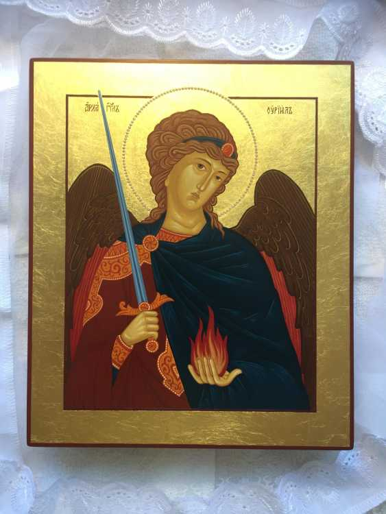 Yaroslav Rakcheev. Archangel Uriel - photo 1