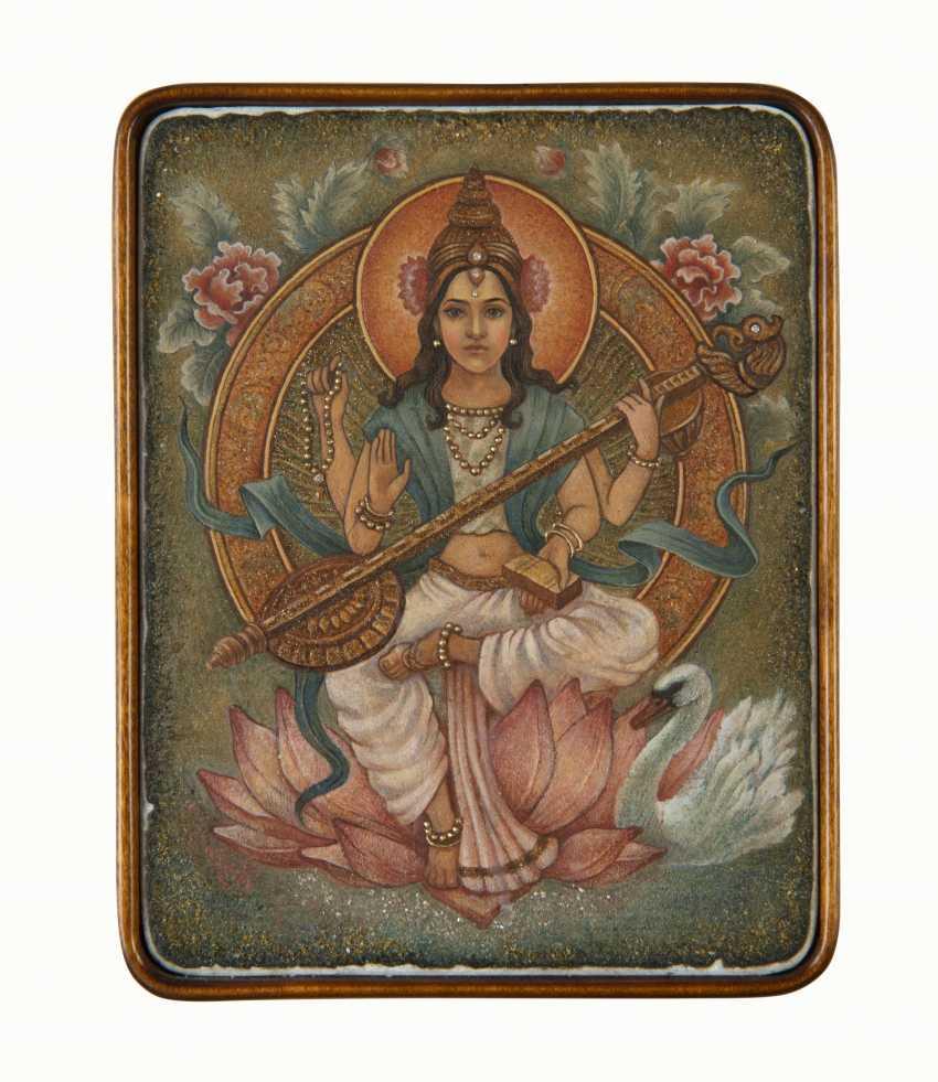 """Aliona Gordon. """"The Saraswati """" - photo 1"""