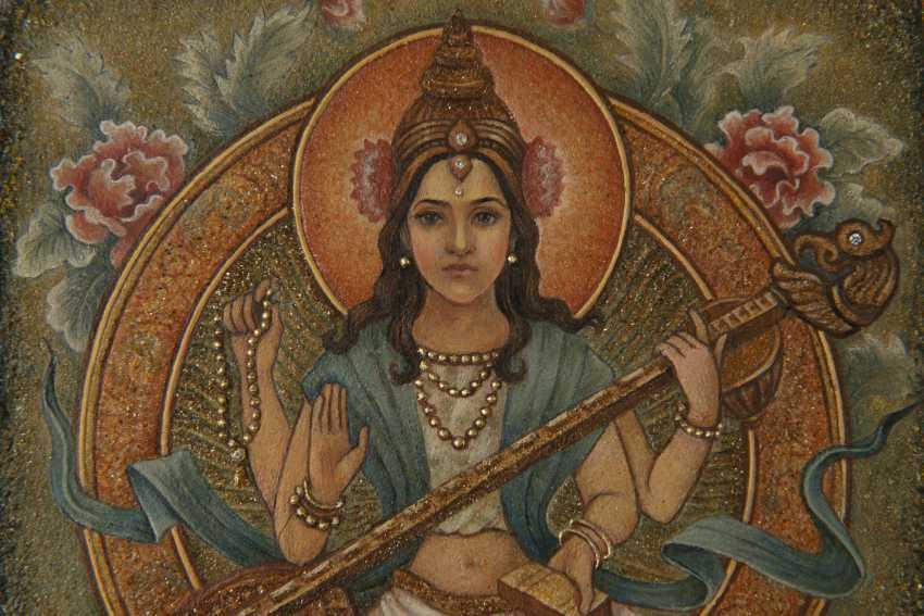 """Aliona Gordon. """"The Saraswati """" - photo 2"""