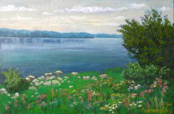 Alexander Bezrodnykh. On the lake - photo 1