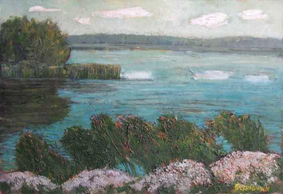 Alexander Bezrodnykh. reflection,lake - photo 1