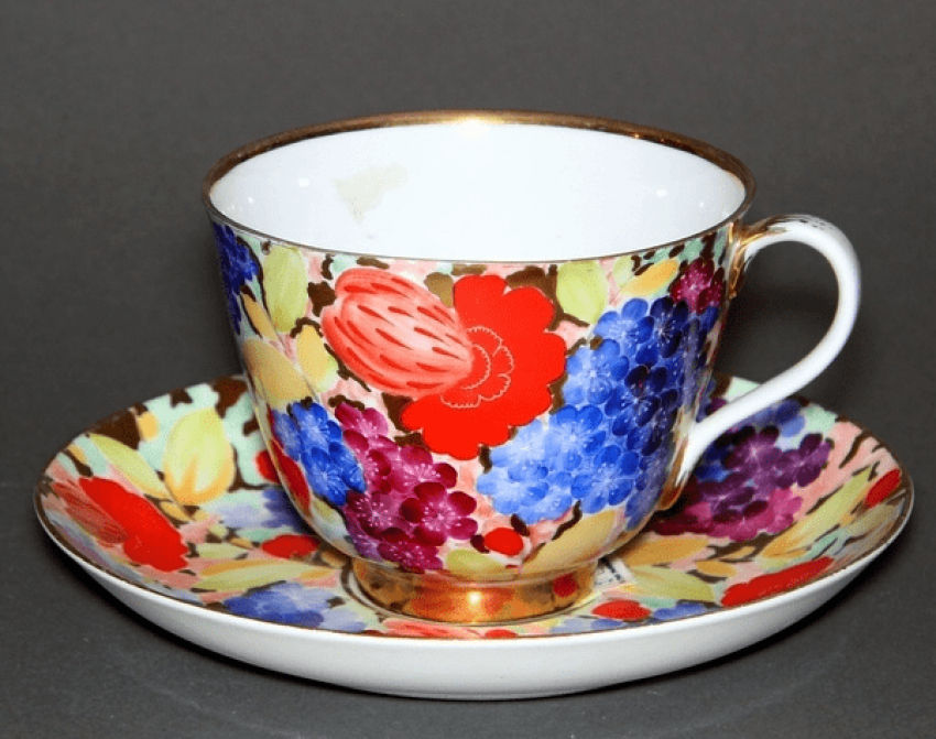 LFZ, the 1950 - ies, porcelain - photo 1