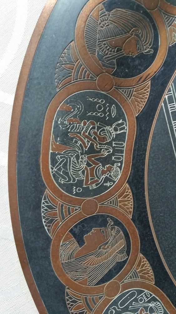 Lukas Erzroll. Egyptian embossing engraving - photo 3