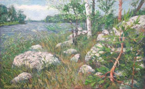 Alexander Bezrodnykh. Pine island - photo 1