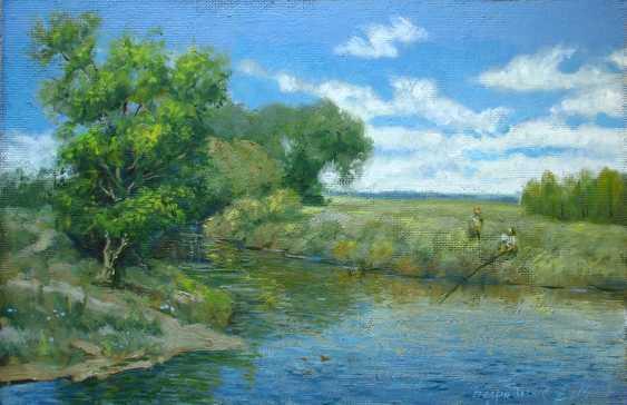Alexander Bezrodnykh. fishing - photo 1