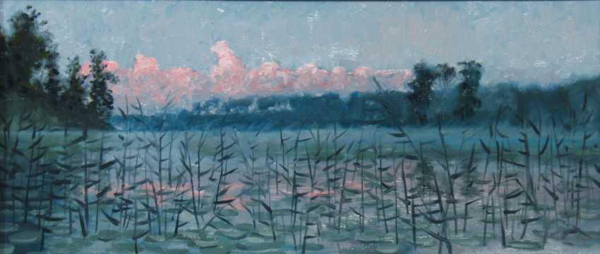 Alexander Bezrodnykh. Dawn.Fog - photo 1