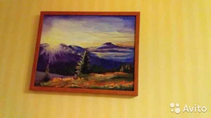 "Nastya Sorokina. ""Dawn in the mountains"" - photo 1"