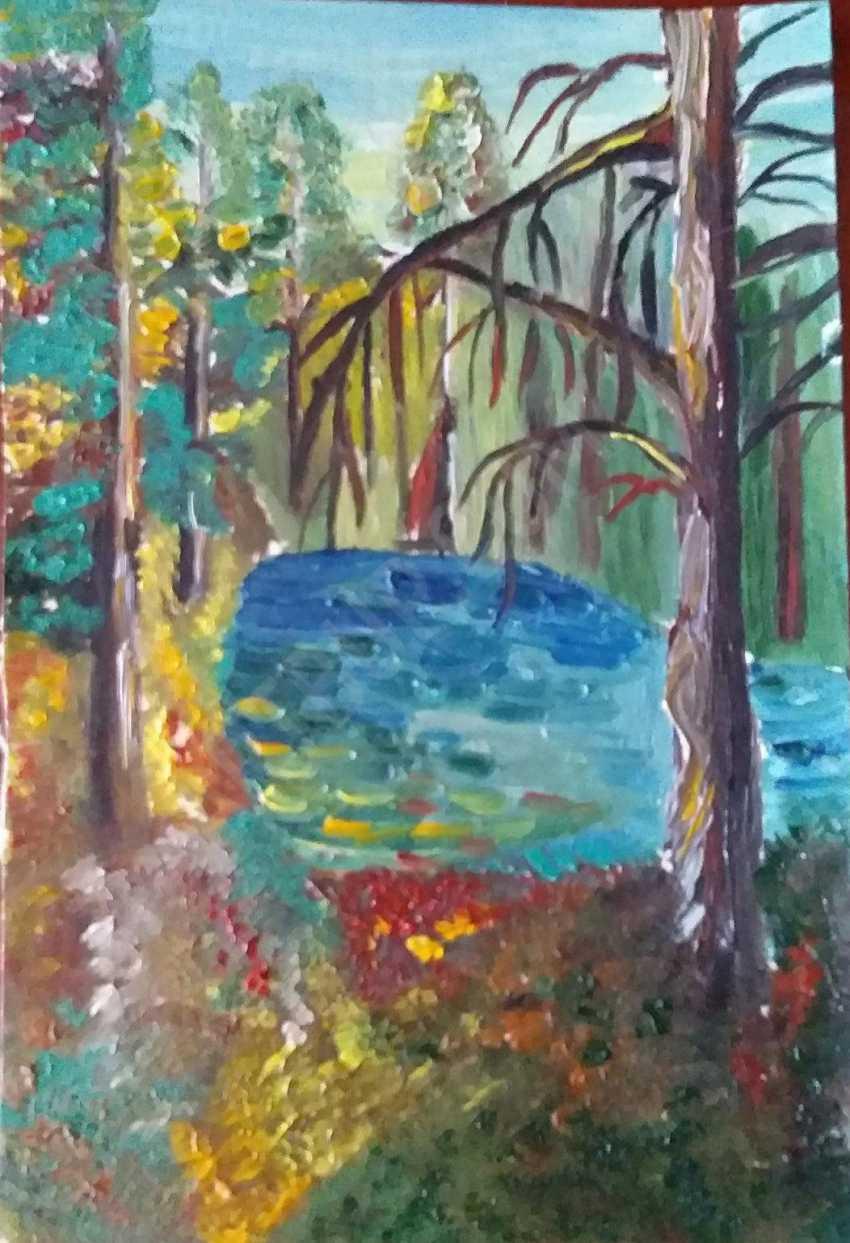 "Nastya Sorokina. ""Autumn"" - photo 1"
