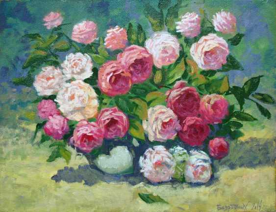 Alexander Bezrodnykh. roses - photo 1