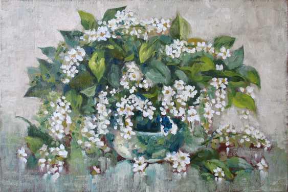 Alexander Bezrodnykh. Bouquet of wild cherry - photo 1