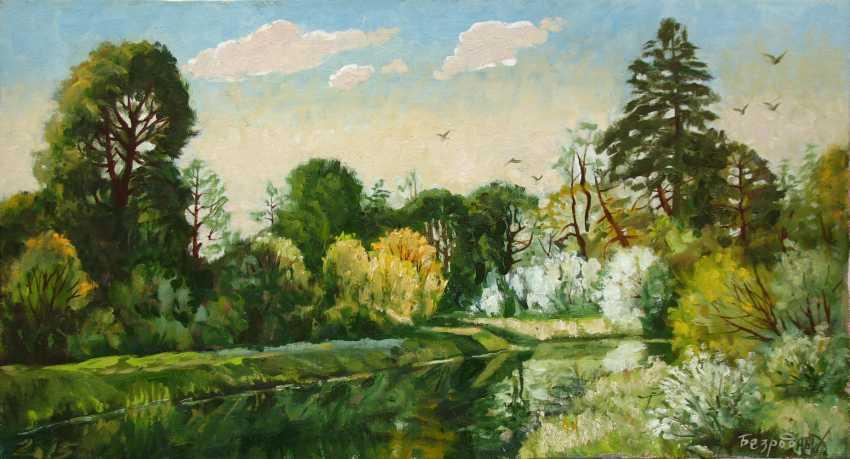 Alexander Bezrodnykh. Spring.Morning. - photo 1