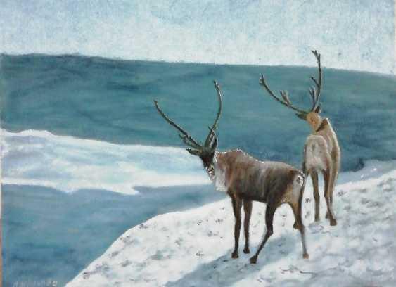 "Lidiya Ivanova. ""Reindeer"" - photo 1"