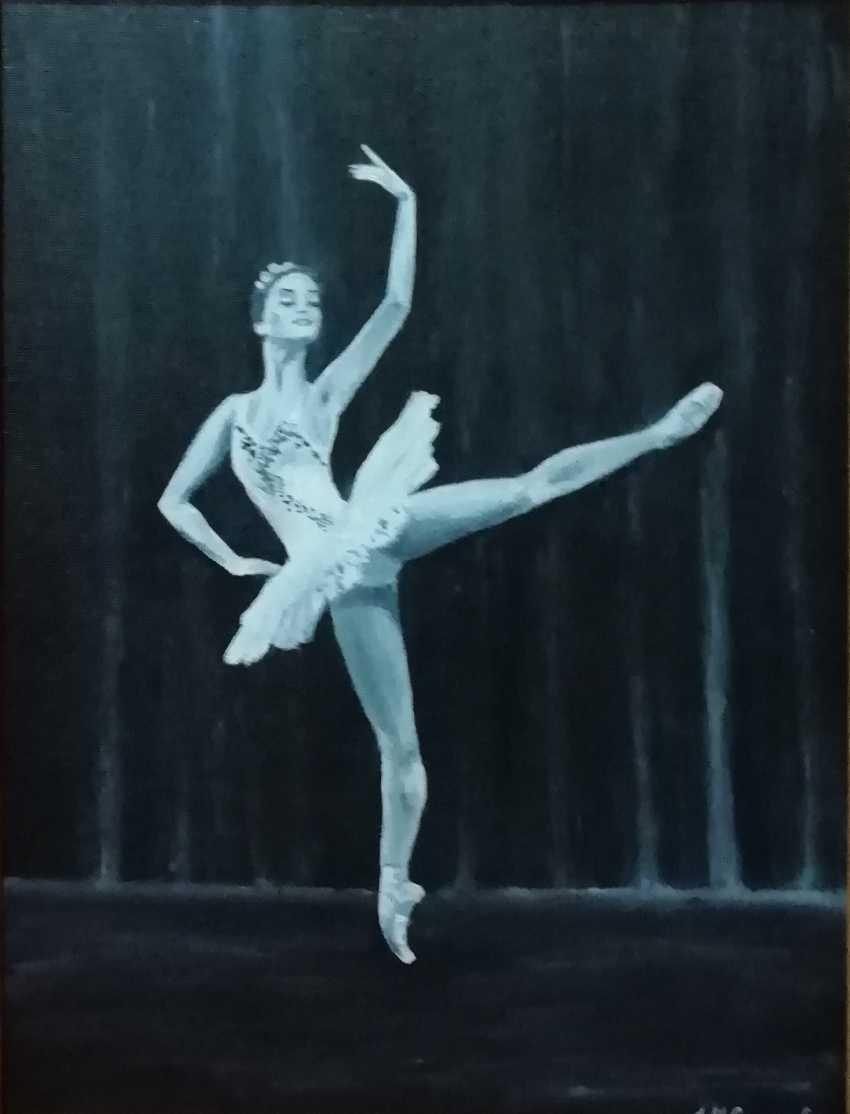 """Lidiya Ivanova. """"Pirouette"""" - photo 1"""