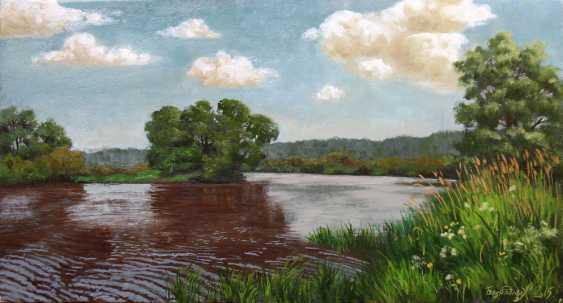 Alexander Bezrodnykh. River - photo 1