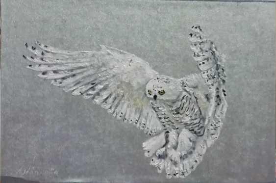 Lidiya Ivanova. Owl. - photo 1