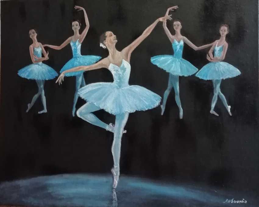 Lidiya Ivanova. Ballet. - photo 1