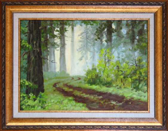 Alexander Bezrodnykh. morning in the forest - photo 2