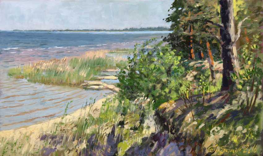 Alexander Bezrodnykh. shore - photo 1