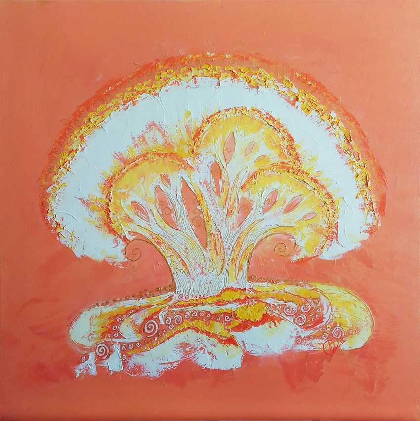 Oksana Borovik. Der Baum der Liebe - Foto 1