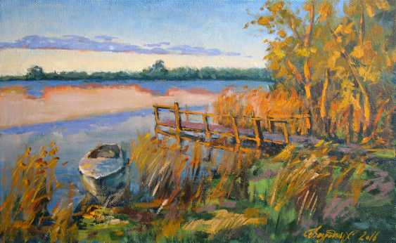 Alexander Bezrodnykh. the beginning of summer - photo 1