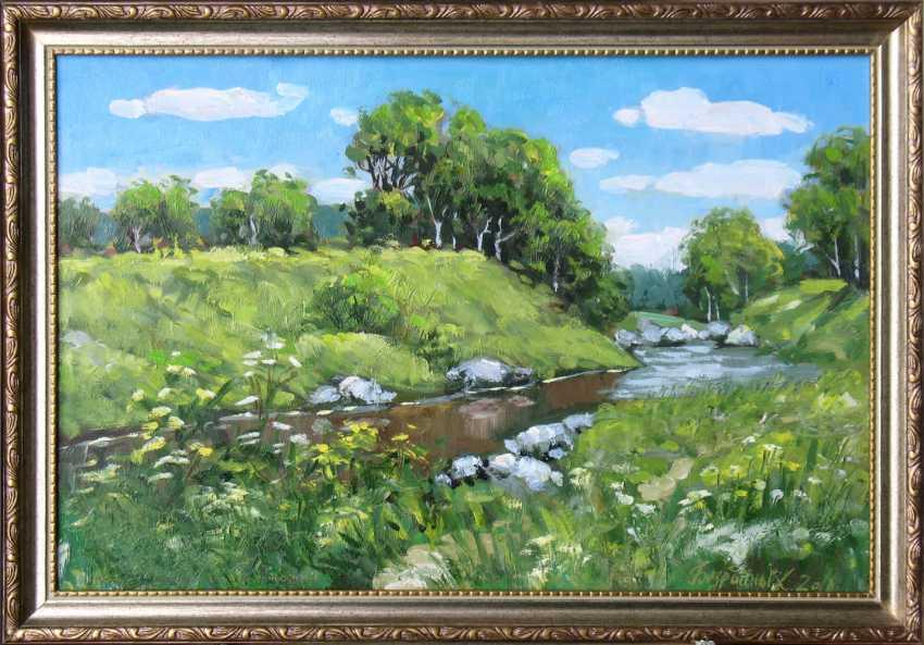 Alexander Bezrodnykh. On the river - photo 1