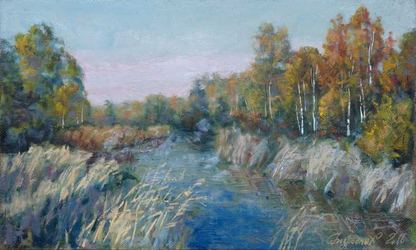 Alexander Bezrodnykh. autumn morning - photo 1