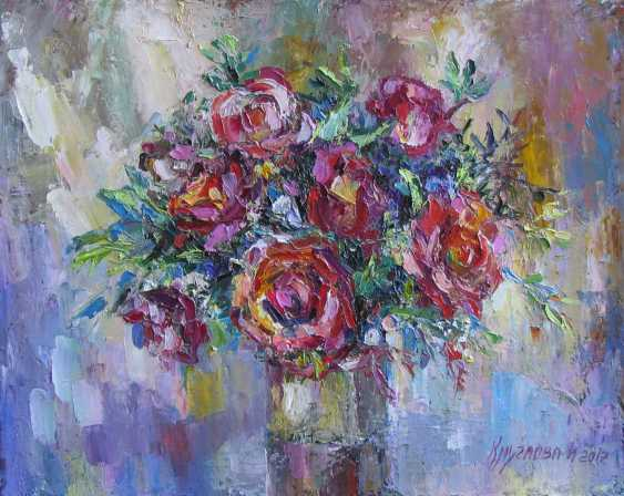 Irina Kruglova. Red roses - photo 1