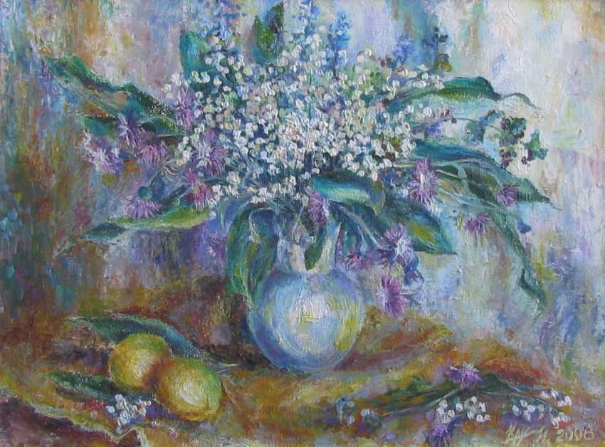 Irina Kruglova. Lilies and lemons - photo 1
