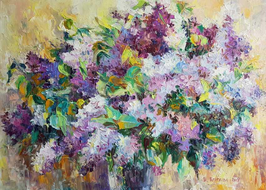 Irina Kruglova. The may lilac - photo 1