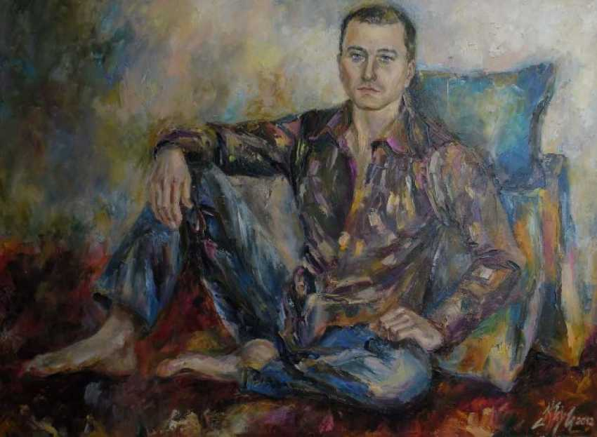 Irina Kruglova. Portrait of a man - photo 1