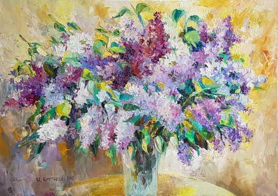 Irina Kruglova. Delicate bouquet of lilacs - photo 1