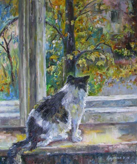 Irina Kruglova. Autumn silence - photo 1