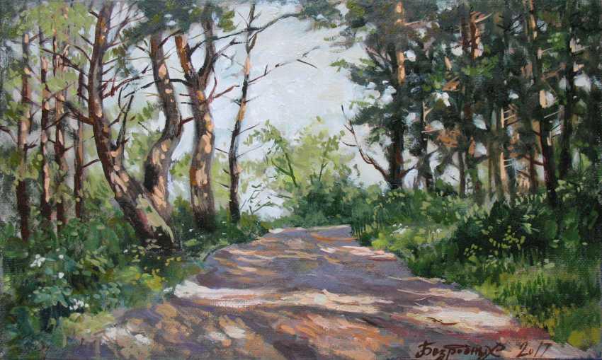 Alexander Bezrodnykh. The road to the beach - photo 1