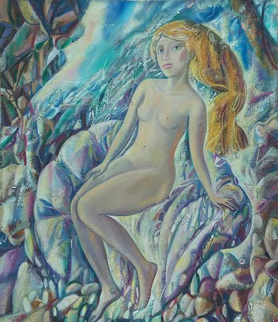 serg lebedev. painting Venus - photo 1