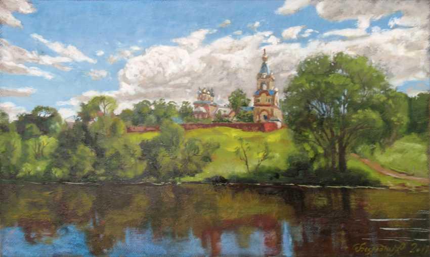 Alexander Bezrodnykh. Полдень30х50см - photo 1