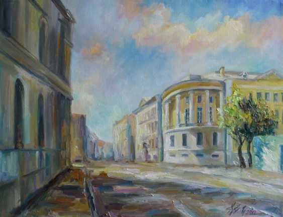 Irina Kruglova. Russian Academy of painting, sculpture and architecture of Ilya Glazunov - photo 1