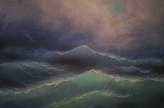 Anastasia Hodubiak. Among the waves - photo 1